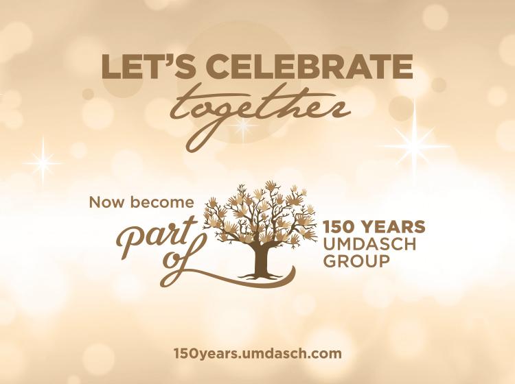 150 Years Umdasch