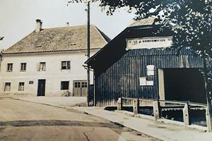 Ausbau Standort Amstetten