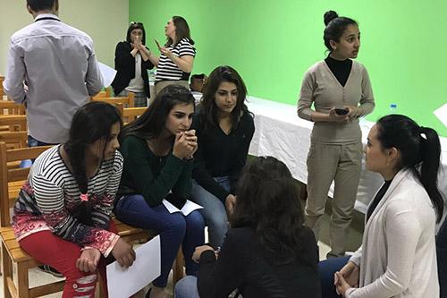 Mentoring-Projekt SOS-Kinderdörfer